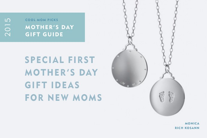 Special first Mother's Day gift ideas for new moms