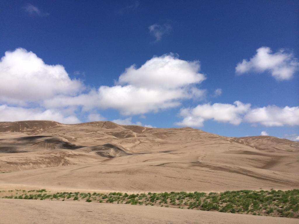 Great Sand Dunes National Park: The National Park family vacation idea you might not have considered.