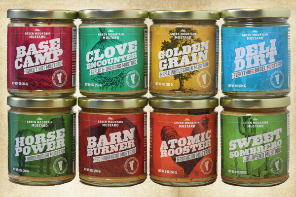 Green Mountain Mustard review on Cool Mom Picks