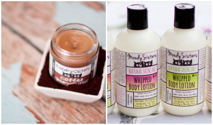 Moody Mamas: Natural skin care for moody skin and picky mamas