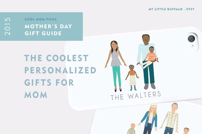The coolest personalized gifts for Mom