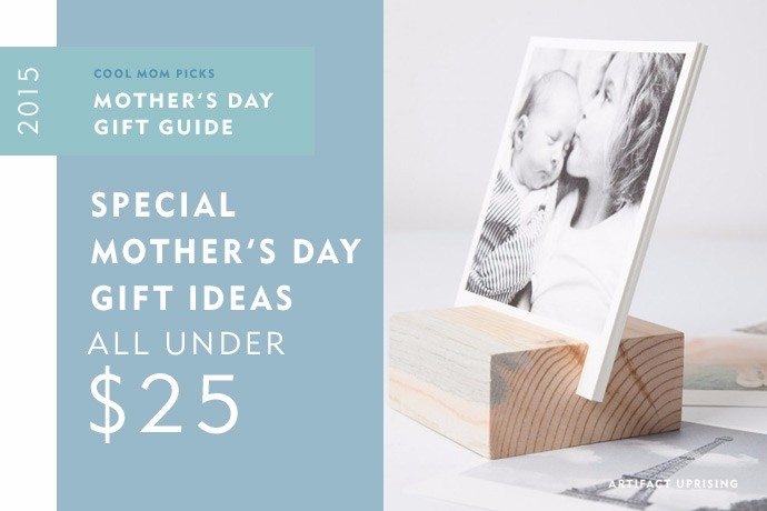 Special Mother's Day gift ideas under $25