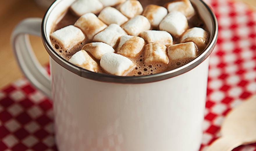 Creative hot chocolate recipes