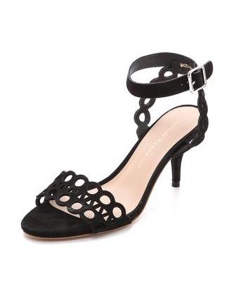 Opal Kitten Heel Sandals via Cool Mom Picks
