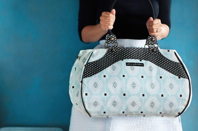 Petunia Weekender: Diaper bags under $150