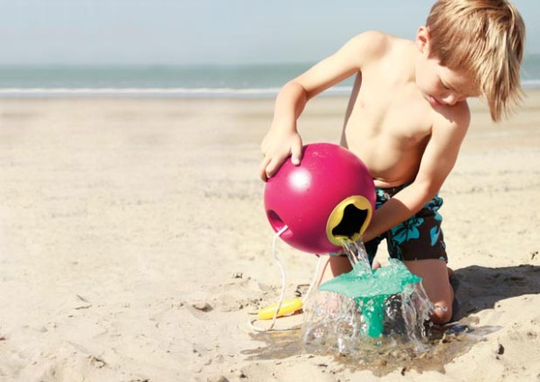 Beach toys for kids: Quut's Ballo | Cool Mom Picks