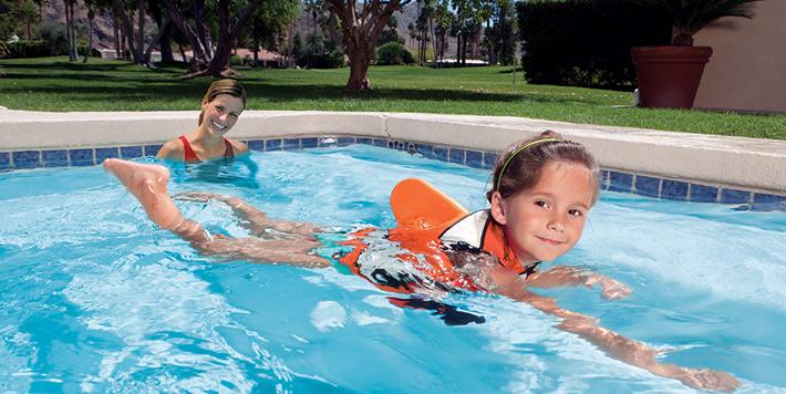 Sea Squirts swim vests: Go ahead, hum the Jaws theme