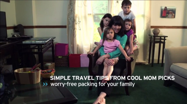 Travel Smart with Citi: Family Vacation Packing Tips | Cool Mom Picks