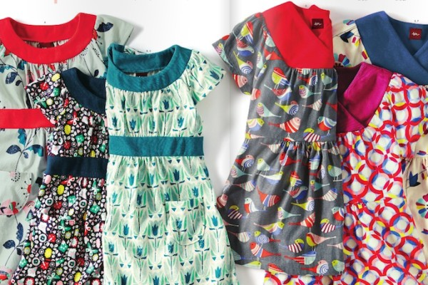 Tea Collection Bauhaus line of dresses for girls | coolmompicks.com
