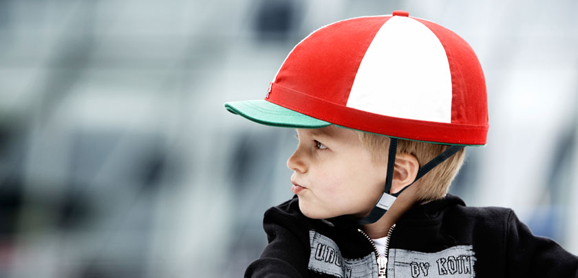 Our favorite safe, cool bike helmets for kids. Whether or not they're future Tour de France riders