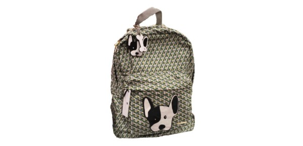 Flavia Carvalho Pinto custom DIY backpack for kids