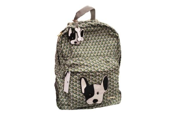 Flavia Carvalho Pinto custom DIY backpack for kids