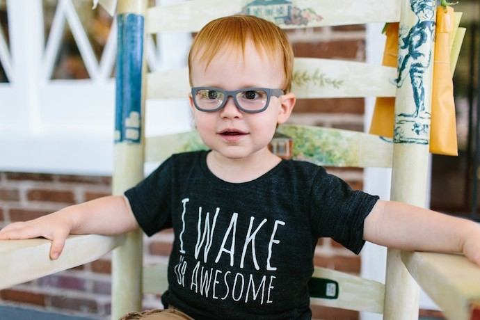 Babiators makes stylish kids' prescription glasses with an irresistible warranty