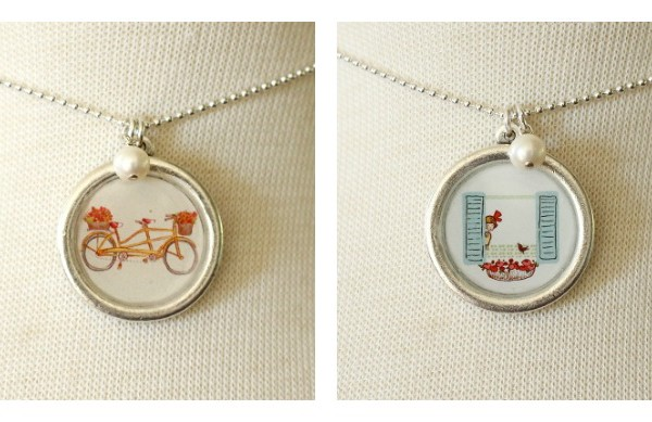 Gifts for girls: Sarah Jane necklaces on sale