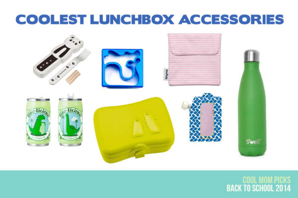 Coolest lunch box accessories: Back to School Guide 2014 at coolmompicks.com