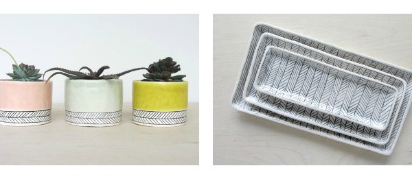 Elizabeth Benotti Handmade Ceramics | Cool Mom Picks