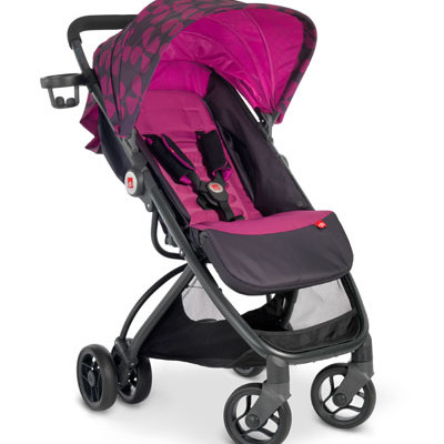 Gb Ellum: An affordable, fashion forward stroller