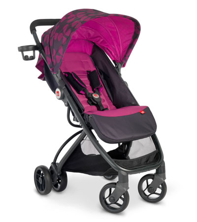 Gb Ellum: An affordable, fashion forward stroller