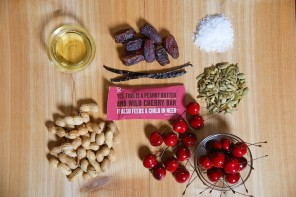 NOURI bars: Healthy snack bars from a small company on a big mission to help end hunger.
