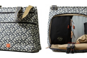 Diaper bags so smart they almost pack themselves.
