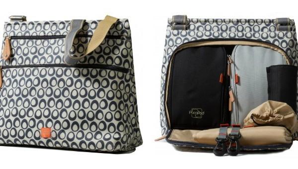PacaPod diaper bags Jura style