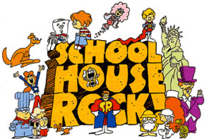 Schoolhouse Rock is back! (Well, just for one night)