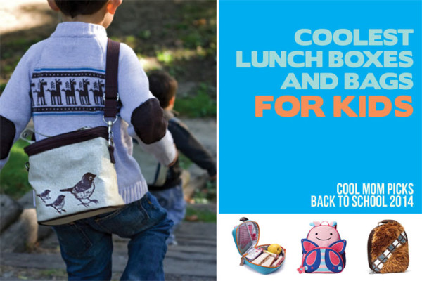 The coolest lunch boxes and bags for kids: Back to School Shopping Guide 2014 at coolmompicks.com
