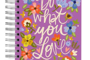 Cool journals from ecojot that get inspirational but not sappy. Just how we like it.