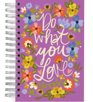 Do what you love: Cool new inspirational journals from ecojot