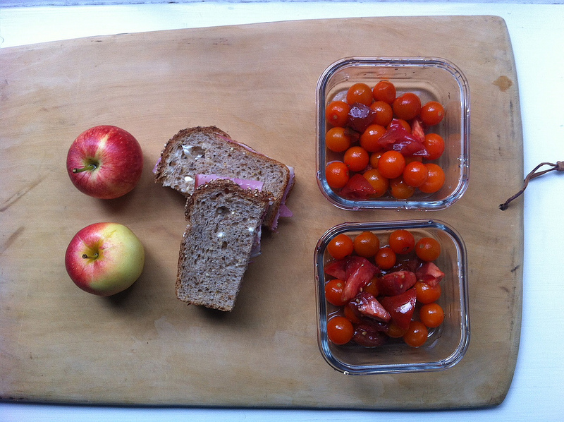 Four minute school lunch idea on Food52