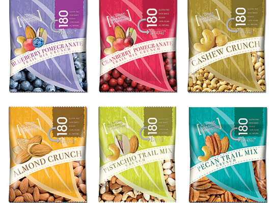 Healthy lunch box snacks: 180 snacks