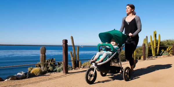 Best jogging stroller round-up at coolmompicks.com | Bumbleride Indie stroller