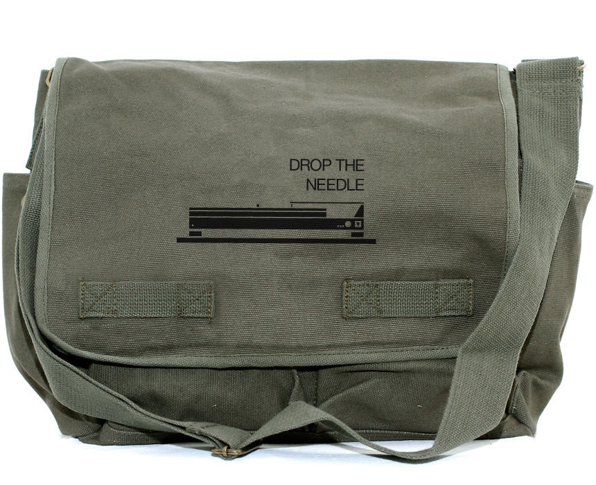 Cool Messenger Bags from The Medium Control | coolmompicks.com