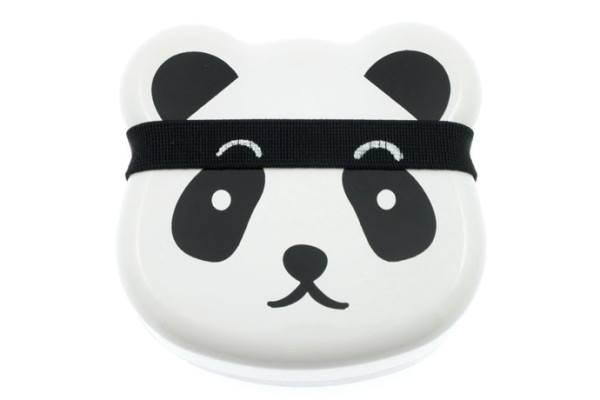 Panda School Supplies: Cute Panda Bento Box