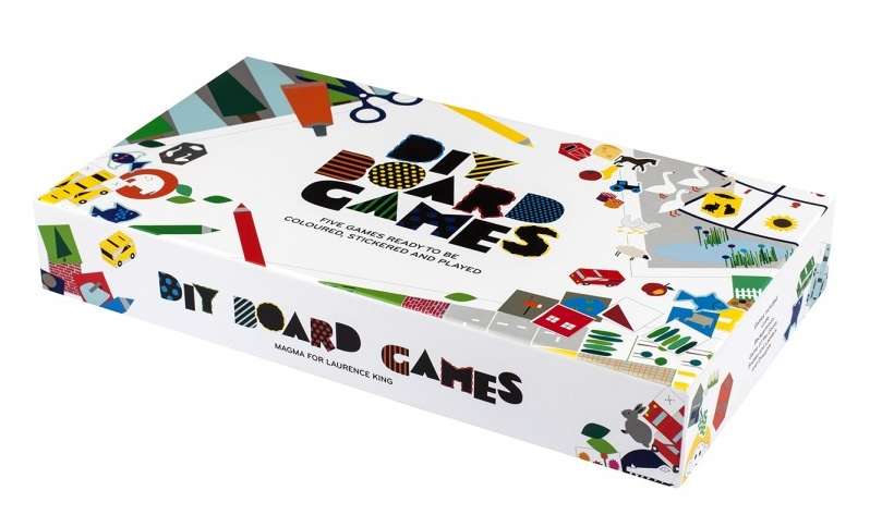 DIY Board Games for kids gives family game night a creative twist