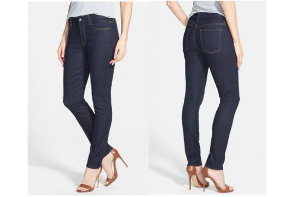 Jen7 stretch skinny jeans reviewed on coolmompicks.com