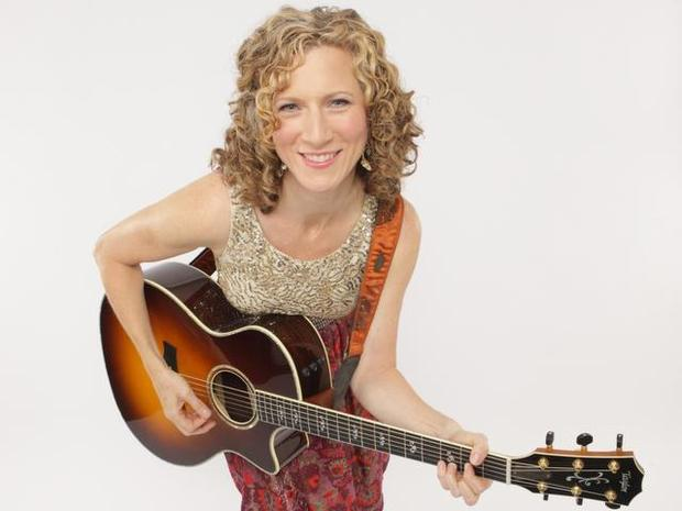 Check out what Laurie Berkner is serving up on Kids' Place Live this weekend