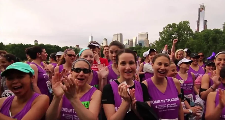 Moms in Training: Hitting the pavement for a great cause