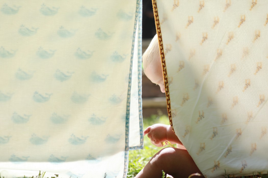 Handmade organic baby blankets by Naaya by Moonlight
