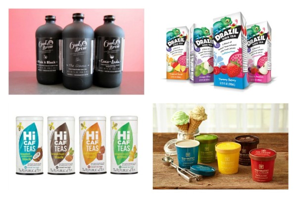 Delicious new tea products: a round-up on coolmompicks.com