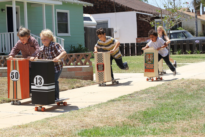 The coolest scooter ever, coming to a sidewalk near you