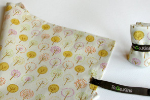 To.Go.Kins: Little cloth napkins with a big impact