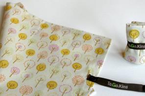 ToGoKins: Little cloth napkins with a big impact