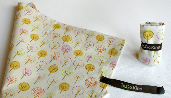 To.Go.Kins Cloth Napkins | Cool Mom Picks