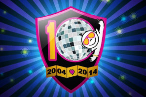 Baby Loves Disco turns 10! Which kind of makes it Tween Loves Disco, huh?
