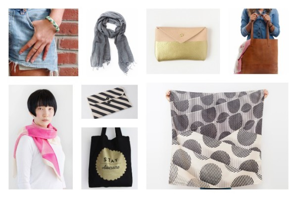 Cool Mom Picks Indie Shop: Fashion + Accessories from indie makers worldwide