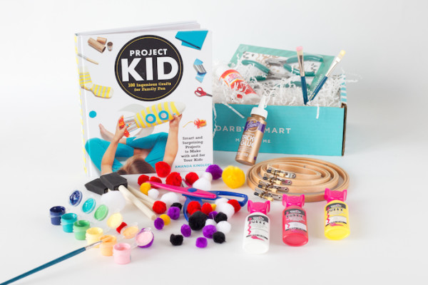 Darby Smart Project Kid Craft Boxes for Children