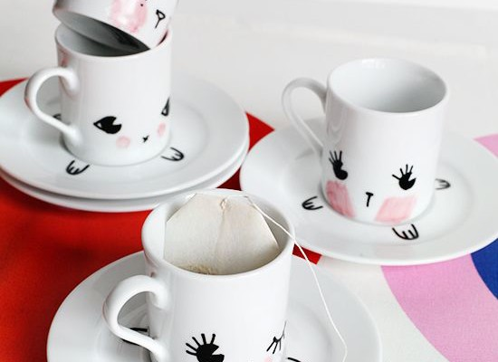 DIY teacup craft from Small for Big