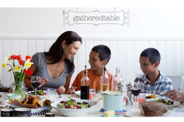 gatheredtable personalized meal planning service reviewed on coolmompicks.com