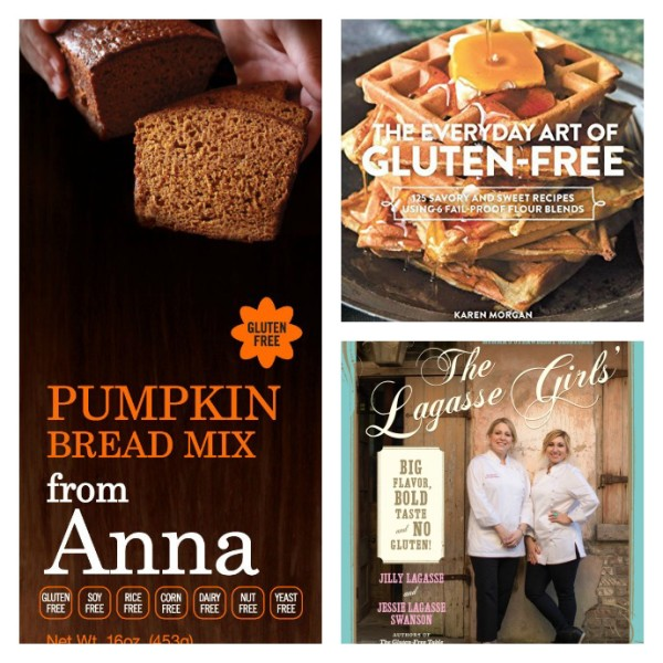 Gluten-free diet cookbooks and baking mixes reviews at coolmompicks.com